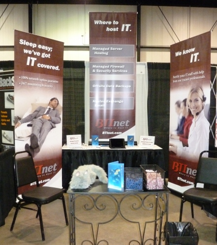Bakken Booth Minot August 2013